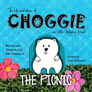 Choggie, the picnic