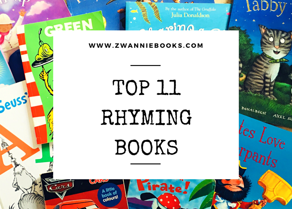 Our Top 11 Rhyming Books