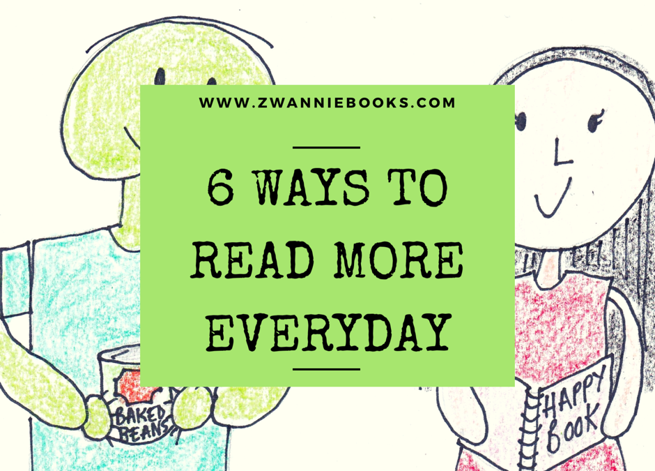 6 Ways To Read More Everyday