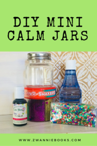 diy mini calm jars