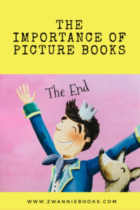 The Importance of Picture Books, by Zwannie Books
