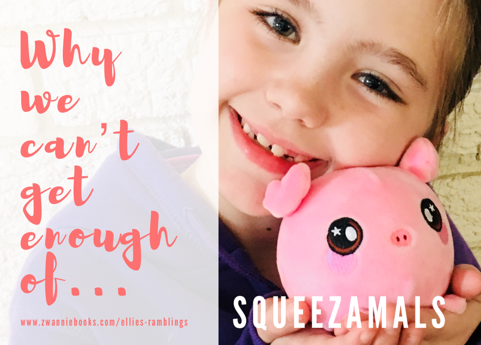 Why we can't get enough of Squeezamals!