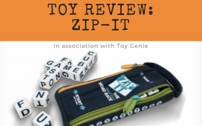 Toy Review: ZIP-IT