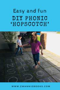 phonic hopscotch www.zwanniebooks.com