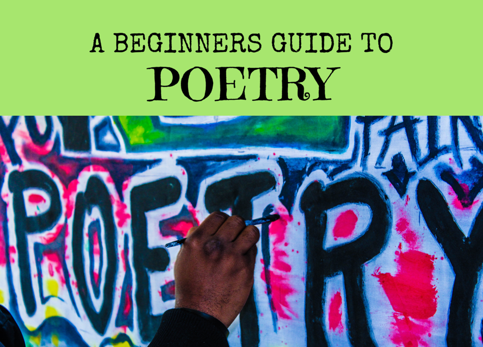 Beginners guide to Poetry