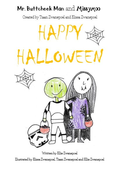 Happy halloween cover A5