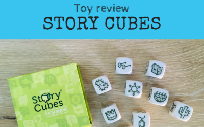 Toy Review: Story Cubes
