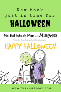 Happy Halloween book