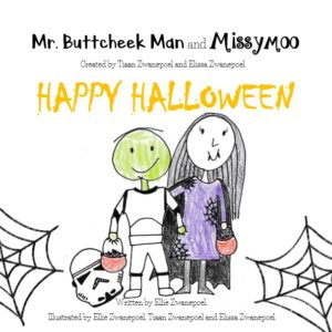 Happy Halloween by Zwannie Books