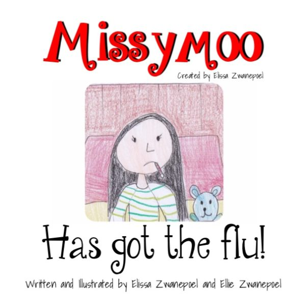 Missymoo Has Got The Flu e-book